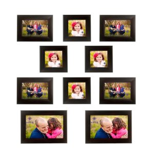 Amazon- Buy Wens Concept Family Collage MDF and Glass Photo Frame at Rs 445