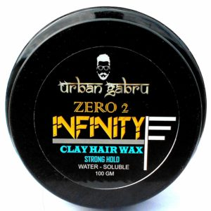 Amazon - buy UrbanGabru Zero to Infinity Hair Wax for Strong Hold and Volume - 100 g  at Rs 140 only