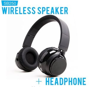 Bluetooth 3.0 Headset (Black) at rs.999