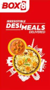 Box8 Any Meal @ Rs.99 Offer - Get Meal worth Rs 298 at Rs 99 only