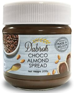 Dabroh Choco Almond Spread at rs.125