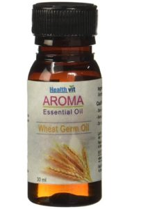 Healthvit Aroma Wheat Germ Essential Oil 30ml at rs.133