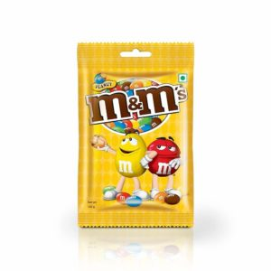 M&M's Peanut Coated with Milk Chocolate