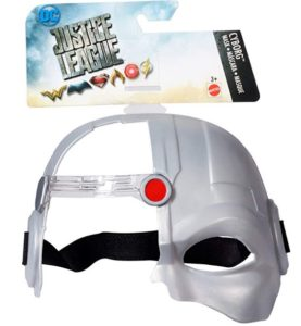 Mattel Justice League Figure - Cyborg Mask at rs.193