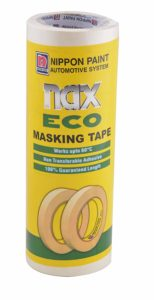 Nippon Paint Nax Eco Masking Tape-18 mm x 20 m (Set of 16)