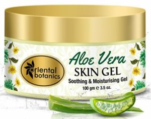 Oriental Botanics Aloe Vera Skin Gel at rs.224