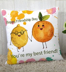 Pepperfry- Buy Cushion Cover by StyBuzz Rs 99