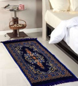 Pepperfry- Buy Ethnic Motif Jute 4 x 3 feet Machine Made Runner By Azaani at Rs 99