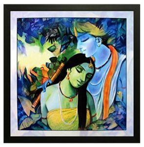SAF Radha krishna Religious painting at rs.189