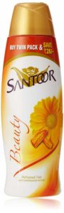 Santoor Beauty Talc