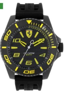 Scuderia Ferrari 0830307 XX Kers Watch - For Men
