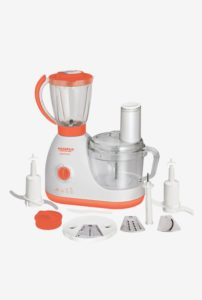 TataCliq - Buy Maharaja Whiteline Glamour 600 Watts Food Processor at Rs 2899 only