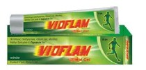 Vioflam Instant Pain Relief Gel (Pack of 6)