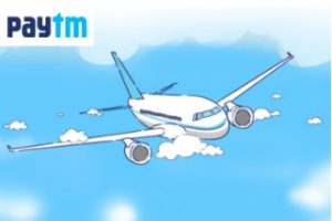 paytm flight flat rs.1000 cb