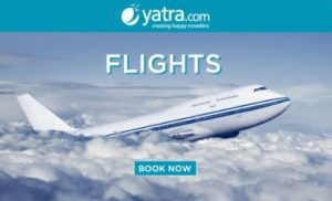 yatra flight rs.700 off