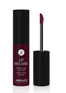 Absolute New York Lip Mousse Lipsticks, Misbehave, 8ml at rs.186