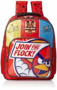 Amazon- Buy Angry Birds Red Children's Backpack (Age group :3-5 yrs) at Rs 429