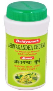 Amazon- Buy Baidyanath Ashwagandha Churna - 100 g (Pack of 2) at Rs 132