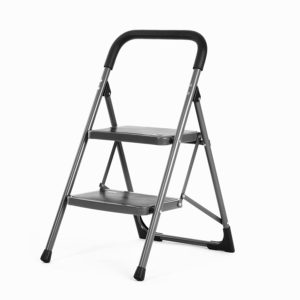 Amazon- Buy Bathla 2 Step up Steel Foldable Ladder at Rs 1079