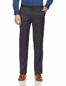 Amazon- Buy Blackberrys Men's Formal Trousers at up to 80% off