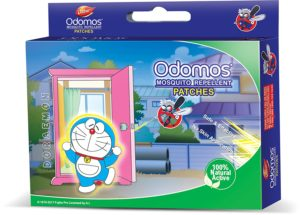 Amazon - Buy Dabur Odomos Mosquito Repellent Patch (Carton Box) - 24pcs at Rs. 60