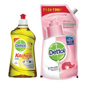 Amazon - Buy Dettol Products at upto 50% off
