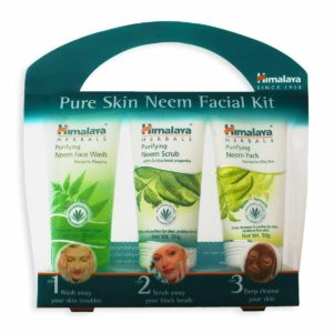 Amazon- Buy Himalaya Pure Skin Neem Facial Kit at Rs 105