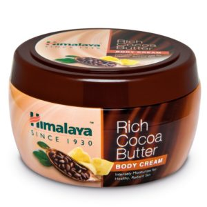 Amazon- Buy Himalaya Rich Cocoa Butter Body Cream, 200ml at Rs 133