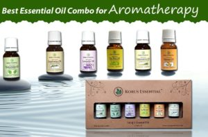 Amazon - Buy Korus Essential Aromatherapy Essential Oil, 15ml (Pack of 6) at Rs. 524