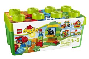 Amazon - Buy Lego Duplo Creative Play All - in - One - Box - of - Fun, Multi Color  at Rs 1754