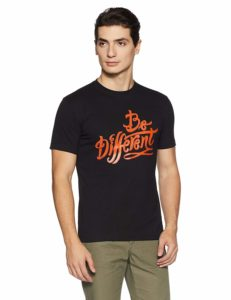 Amazon - Buy Mens Branded T Shirts at 80% off Starting at Rs. 155