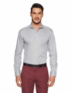 Amazon - Buy Park Avenue Mens Shirts at Minimum 70% off Starting from Rs. 406