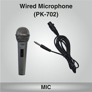 Amazon- Buy Persang Karaoke PK-702 Wired Microphone at Rs 149