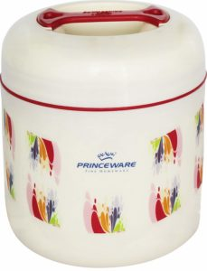 Amazon- Buy Princeware Jupiter Plastic Hot Pot, 4.6 Litres, Assorted at Rs 505