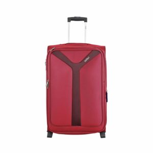 Amazon - Buy Safari Fabric 75 cms Red Soft Side Suitcase (Kayak 2W 75 EC RED) at Rs. 2945
