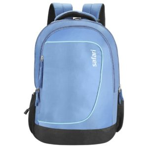 Amazon- Buy Safari Polyester 27 Ltrs Blue Laptop Backpack at Rs 554