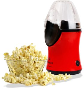 Amazon - Buy Singer Health Corn 1200 watts Popcorn Maker (Red & Black) with Measurement Cup at Rs. 999