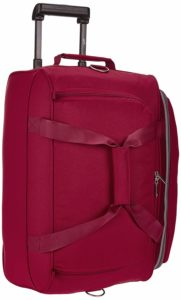 Amazon - Buy Skybags Cardiff Polyester 52 cms Red Travel Duffle at Rs. 1242