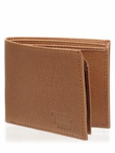 Amazon- Buy TSX Men's Leather Wallet at up to 85% off