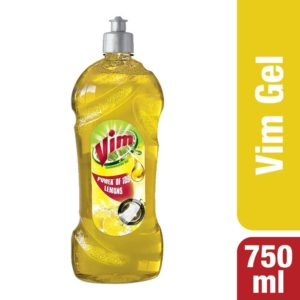 Amazon - Buy Vim Dishwash Gel, Lemon, 750 ml at Rs. 98