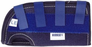 Amazon- Buy Vissco Neoprene Cock-Up Splint - Universal (Short) at Rs 119