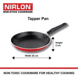 Amazon Nirlon Non-Stick Mini Tapper Pan-Frying Omlette Pans