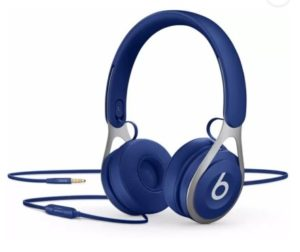 Beats EP Wired Headset with Mic (Blue, On the Ear) at rs.2999