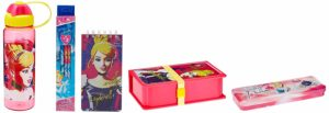 Disney Princess Cinderella back to School stationery combo set, 999, Multicolor at Rs 257