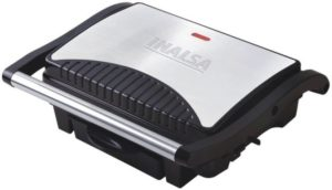 Flipkart - Buy Inalsa Crux Panini Grill Grill  (Silver)at Rs 1609