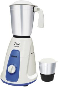 Flipkart - Buy Inalsa Polo 2 550 W Mixer Grinder  (White, Blue, 2 Jars) at Rs. 1029