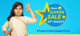 Flipkart Super Sale- Get amazing discounts on various categories + Exclusive deals for Flipkart Plus members