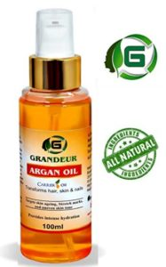 Grandeur Moroccan Argan Hair Oil 100ml at rs.199