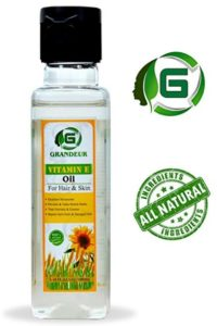Grandeur Vitamin E Oil for Skin And Hair  at rs.199
