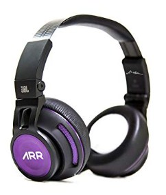 JBL Raaga Synchros S500AR Headphone (Black) with A R Rahman Autograph, Limited Edition